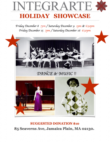 Holiday Showcase 2017