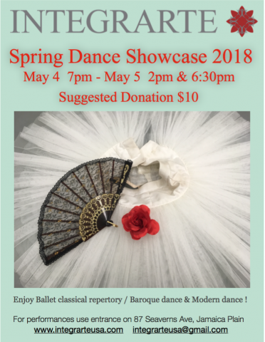 Spring Dance Showcase 2018
