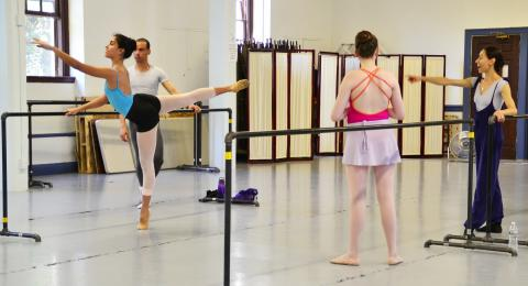 Summer Intensive Ballet Coaching